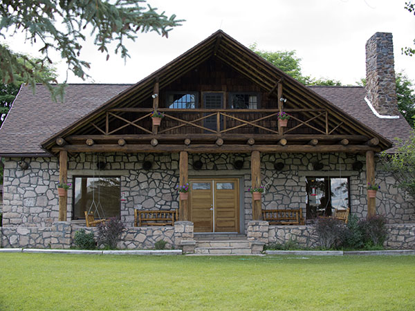 Picture of Sipe Wildlife Area visitor center